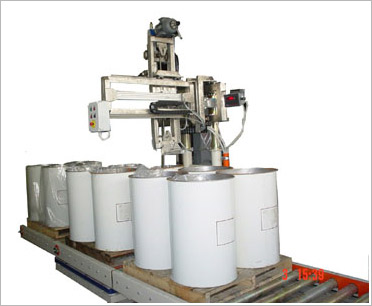 Four-Drum Filling Machine